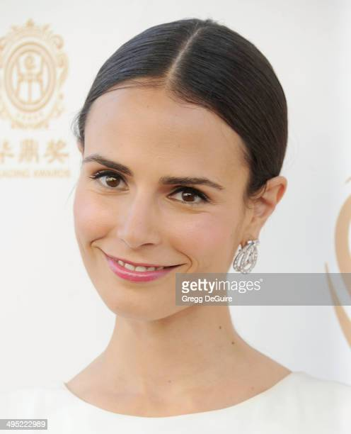 Actress Jordana Brewster arrives at the 2014 Huading Film Awards at The Montalban Theater on June 1 2014 in Hollywood California