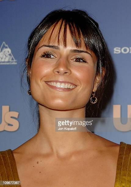 Actress Jordana Brewster arrives at the 'Us Weekly's Hot Hollywood 2007 Arrivals' at Opera on September 26 2007 in Hollywood California