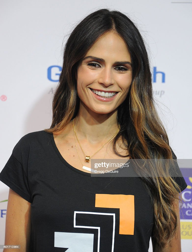 Actress Jordana Brewster attends Hollywood Unites for the 5th Biennial Stand Up To Cancer (SU2C), A Program of The Entertainment Industry Foundation (EIF) at Walt Disney Concert Hall on September 9, 2016 in Los Angeles, California.
