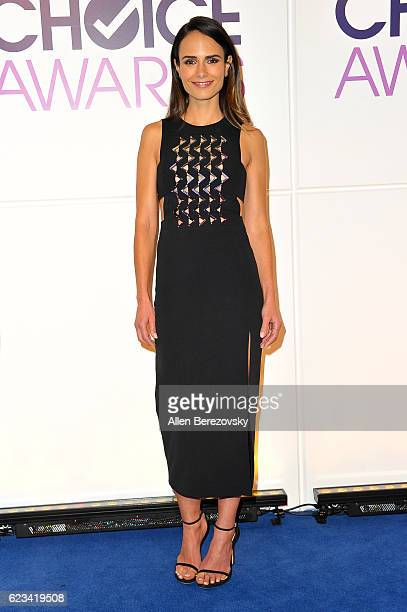 Actress Jordana Brewster attends People's Choice Awards Nominations Press Conference at The Paley Center for Media on November 15 2016 in Beverly...