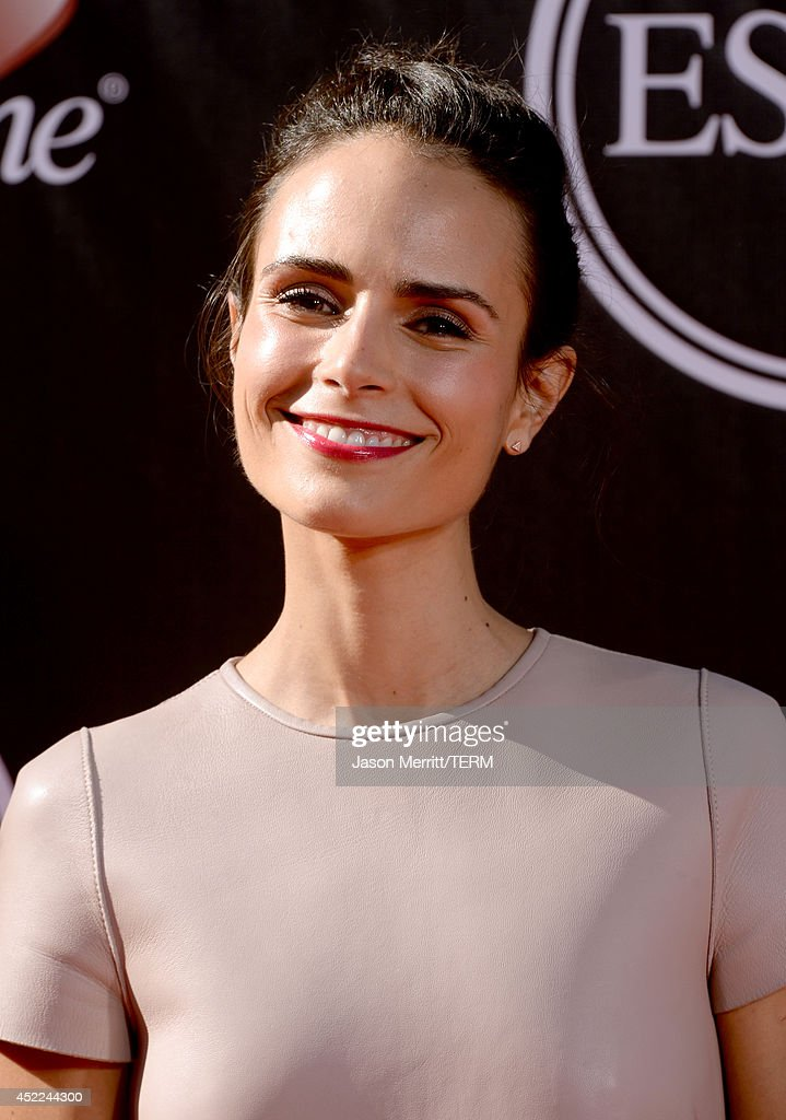 Actress Jordana Brewster attends The 2014 ESPYS at Nokia Theatre L.A. Live on July 16, 2014 in Los Angeles, California.