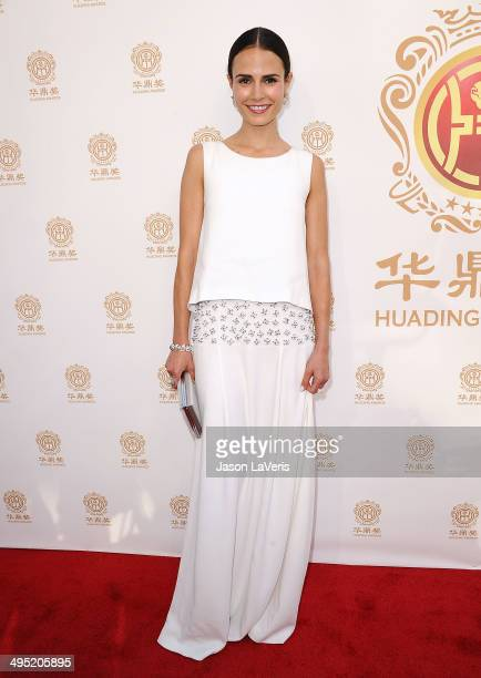 Actress Jordana Brewster attends the 2014 Huading Film Awards at The Montalban on June 1 2014 in Hollywood California