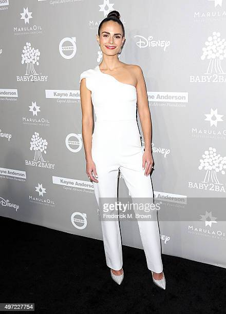 Actress Jordana Brewster attends the 2015 Baby2Baby Gala at 3LABS on November 14 2015 in Culver City California