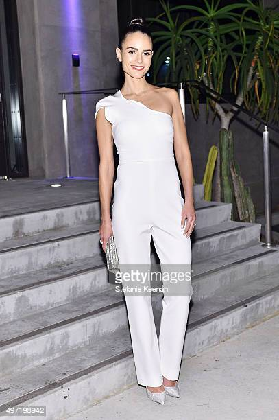 Actress Jordana Brewster attends the 2015 Baby2Baby Gala presented by MarulaOil Kayne Capital Advisors Foundation honoring Kerry Washington at 3LABS...