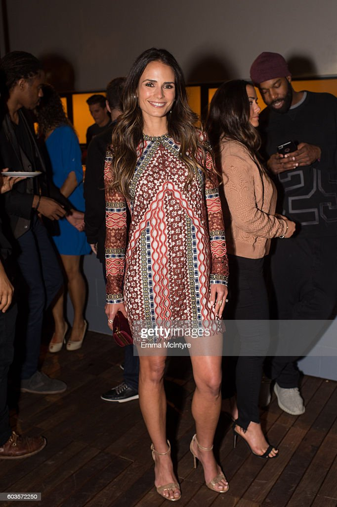 Actress Jordana Brewster attends the after party for the premiere Of Fox Network's 'Lethal Weapon' at NeueHouse Hollywood on September 12, 2016 in Los Angeles, California.