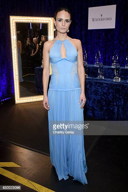 Actress Jordana Brewster attends the People's Choice Awards 2017 at Microsoft Theater on January 18 2017 in Los Angeles California