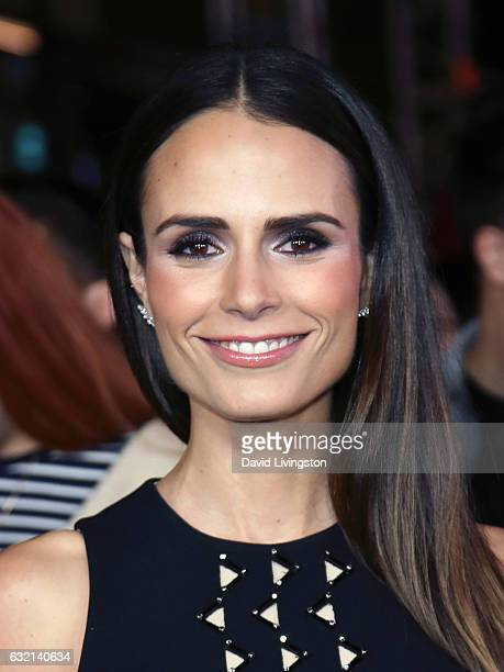 Actress Jordana Brewster attends the premiere of Paramount Pictures' 'xXx Return of Xander Cage' at TCL Chinese Theatre IMAX on January 19 2017 in...