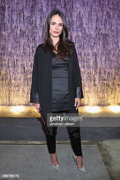 Actress Jordana Brewster attends the unveiling of the RH Modern Gallery in Los Angeles on November 4 2015