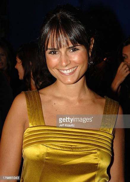 Actress Jordana Brewster attends the Us Weekly 2007 Hot Hollywood party at Opera on September 26 2007 in Los Angeles California