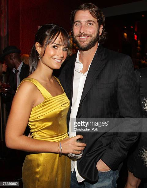 **EXCLUSIVE** Actress Jordana Brewster attends the Us Weekly 2007 Hot Hollywood party at Opera on September 26 2007 in Los Angeles California