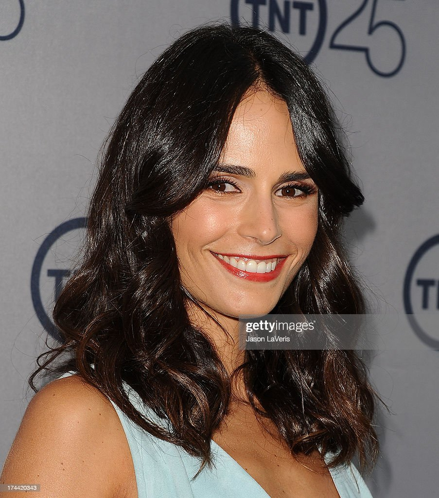 Actress Jordana Brewster attends TNT's 25th anniversary party at The Beverly Hilton Hotel on July 24, 2013 in Beverly Hills, California.