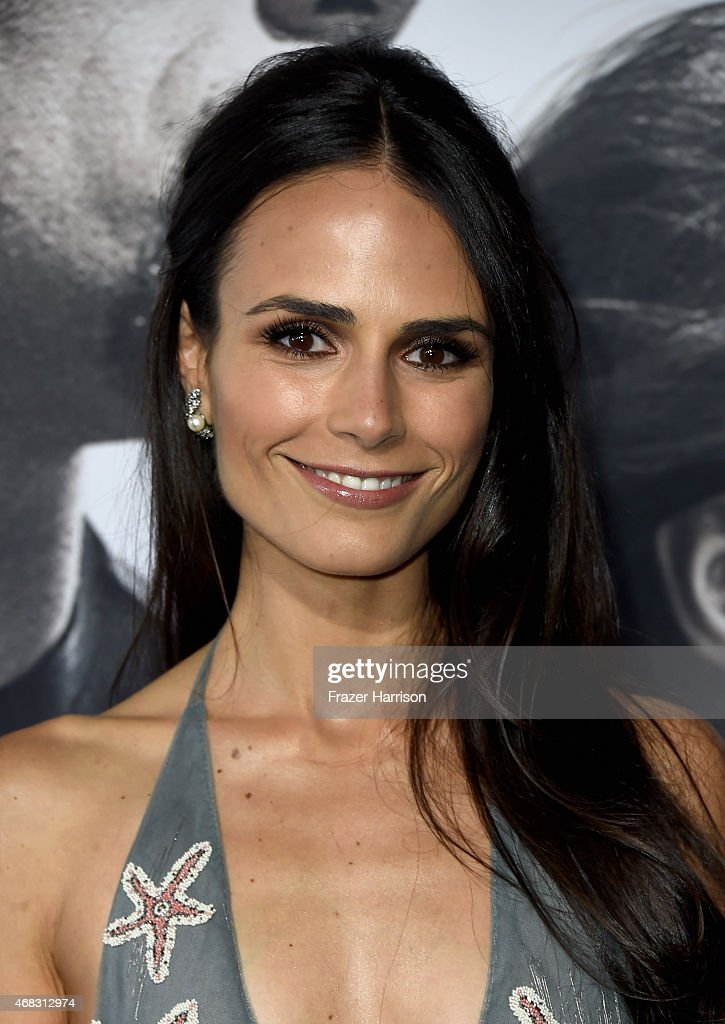 Actress Jordana Brewster attends Universal Pictures' 'Furious 7' premiere at TCL Chinese Theatre on April 1, 2015 in Hollywood, California.
