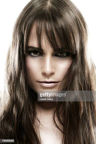 Actress Jordana Brewster poses at a portrait session in Venice CA