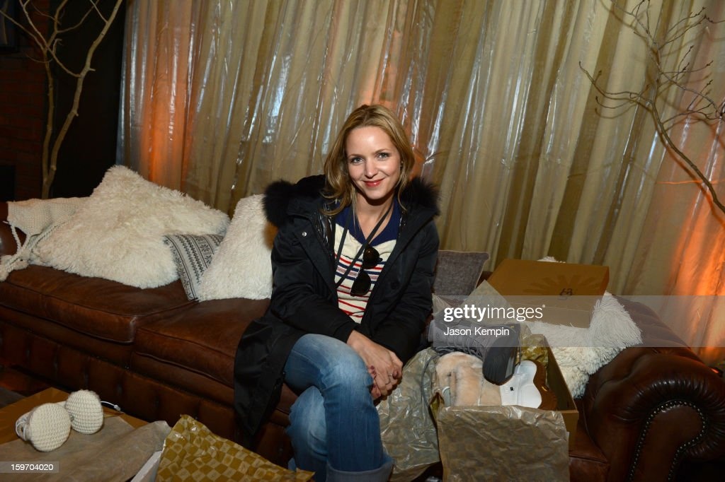Actress Jordana Spiro attends Day 1 of UGG at Village At The Lift 2013 on January 18, 2013 in Park City, Utah.