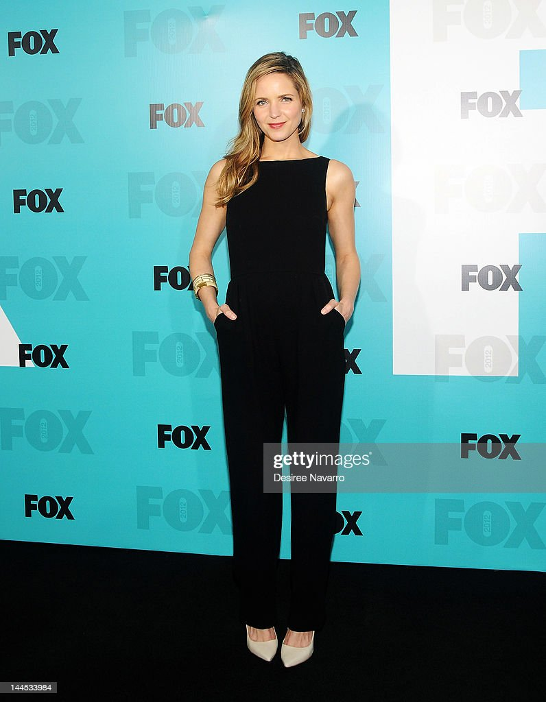 Actress Jordana Spiro attends the Fox 2012 Programming Presentation Post-Show Party at Wollman Rink, Central Park on May 14, 2012 in New York City.
