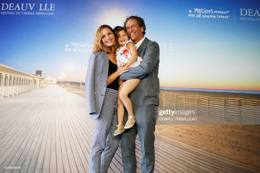 FRANCE-US-FILM-FESTIVAL-DEAUVILLE : News Photo