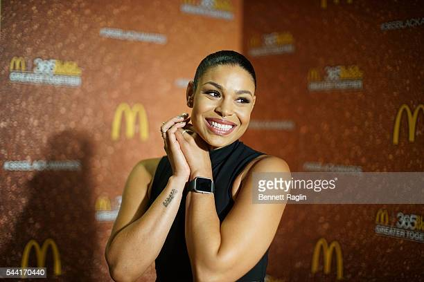 Actress Jordin Sparks attends the 13th Annual McDonald's 365Black Awards on July 1 2016 in New Orleans Louisiana