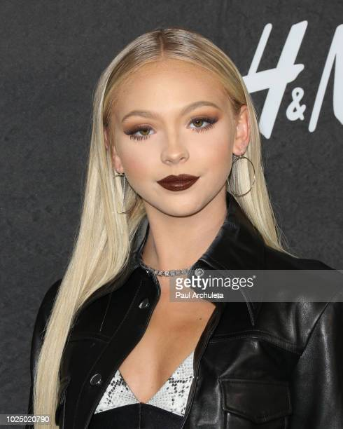 Actress Jordyn Jones attends Variety's annual Power Of Young Hollywood at The Sunset Tower Hotel on August 28 2018 in West Hollywood California