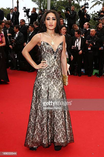 Actress Josephine Jobert attends the 'Jimmy P ' Premiere during the 66th Annual Cannes Film Festival at the Palais des Festivals on May 18 2013 in...