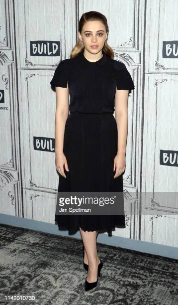 Actress Josephine Langford attends the Build Brunch at Build Studio on April 11 2019 in New York City