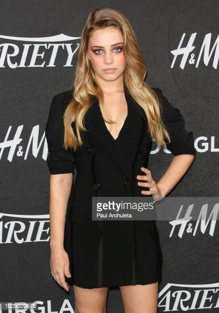 Actress Josephine Langford attends Variety's annual Power Of Young Hollywood at The Sunset Tower Hotel on August 28 2018 in West Hollywood California