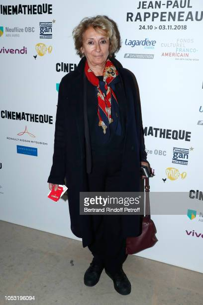 Actress Josiane Stoleru attends the JeanPaul Rappeneau's Retrospective with the screening of the movie 'Cyrano de Bergerac' at Cinematheque Francaise...