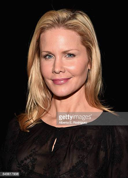 Actress Josie Davis attends a reunion for Two Days In The Valley at NeueHouse Hollywood on July 8 2016 in Los Angeles California