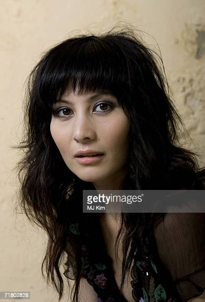 Actress Josie Ho attends a photo session to promote the film 'Exiled' during the eight day of the 63rd Venice Film Festival on September 6 2006 in...