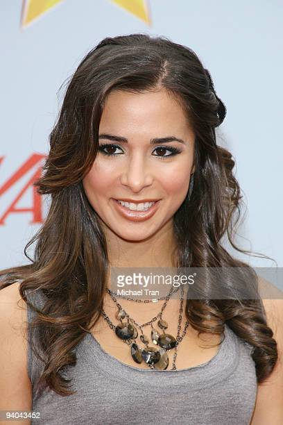Actress Josie Loren arrives to Variety's 3rd Annual Power of Youth event held at the Paramount Studios backlot on December 5 2009 in Los Angeles...