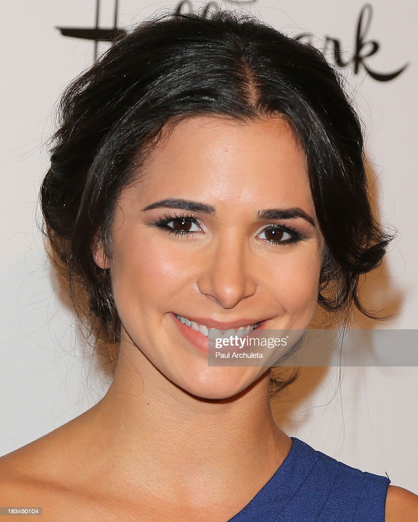 Actress Josie Loren attends the 3rd annual American Humane Association Hero Dog Awards at The Beverly Hilton Hotel on October 5, 2013 in Beverly Hills, California.