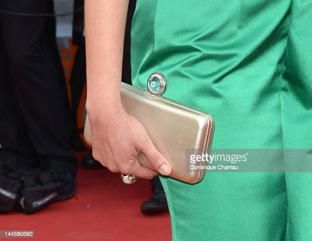 """Actress Jovanka Sopalovic attends the Opening Ceremony and """"Moonrise Kingdom"""" Premiere during the 65th Annual Cannes Film Festival at the Palais des..."""