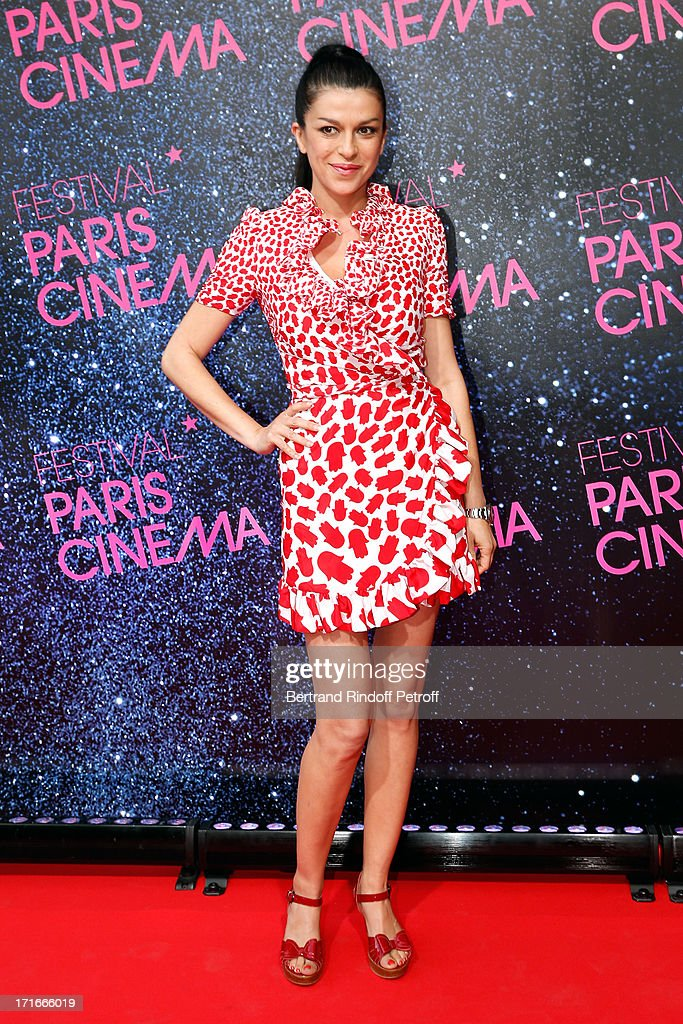 "Festival Paris Cinema - Opening Night And Premiere Of ""La Venus A La Fourrure"""