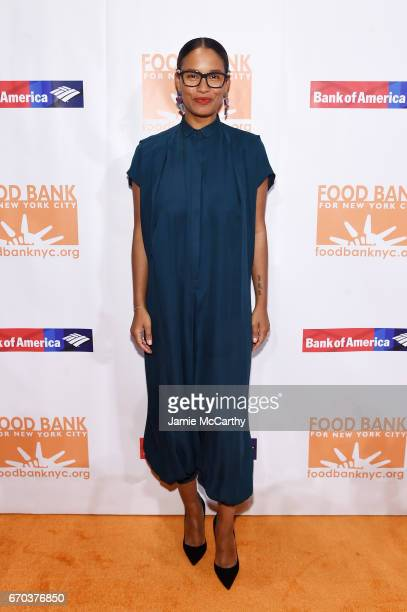 Actress Joy Bryant attends the Food Bank for New York City CanDo Awards Dinner 2017 on April 19 2017 in New York City