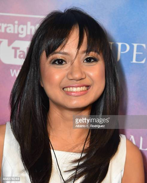 Actress Joy Regullano attends the CW's Fan Party to Celebrate the 200th episode of 'Supernatural' on November 3 2014 in Los Angeles California