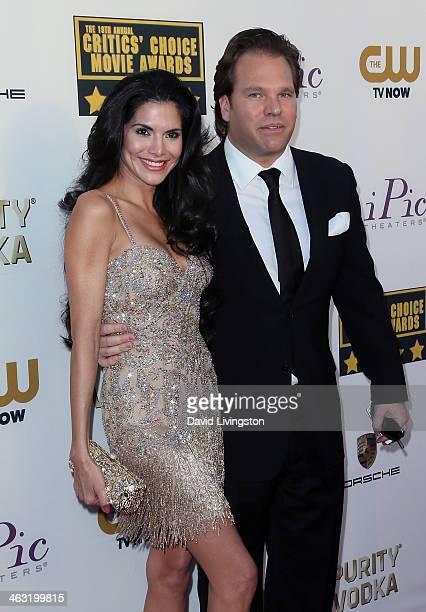 Patricia Velasquez Husband