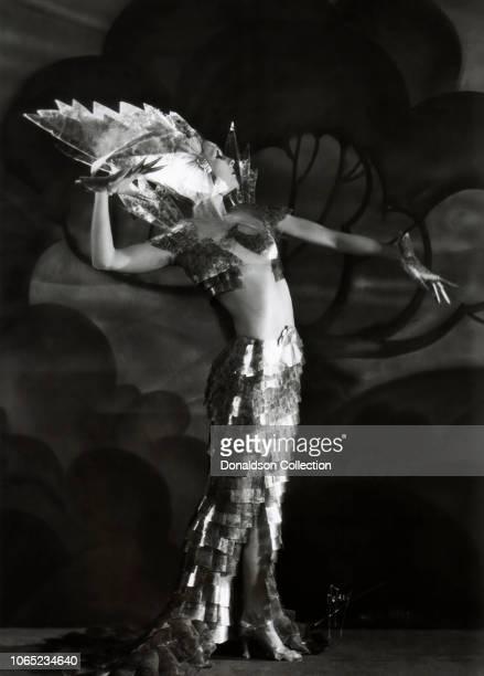 Actress Joyzelle Joyner in a scene from the movie 'Just Imagine'