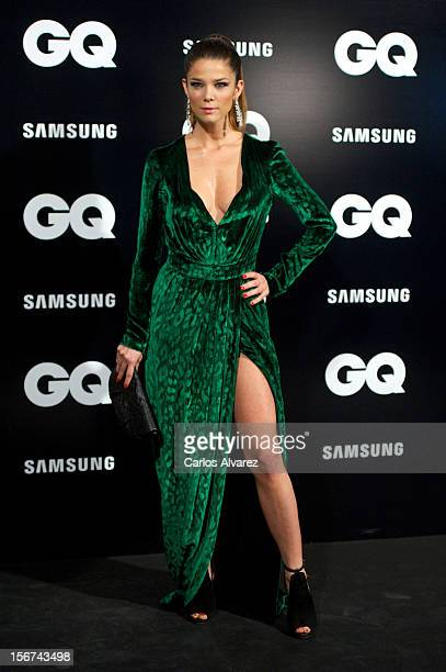 Actress Juana Acosta attends the GQ Men Of The Year award 2012 at the Ritz Hotel on November 19 2012 in Madrid Spain