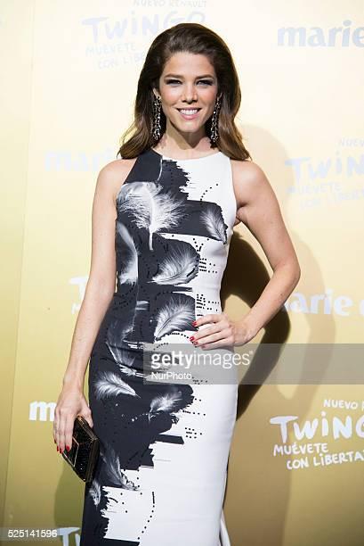Actress Juana Acosta attends the Marie Claire Prix de la Moda 2015 at the Callao cinema on November 19 2015 in Madrid Spain