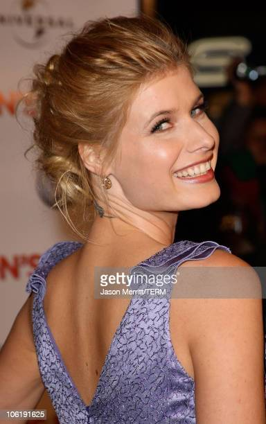 """Actress Jud Tylor arrives to the premiere of Universal Pictures' """"Charlie Wilson's War"""" at CityWalk Cinemas on December 10, 2007 in Universal City,..."""
