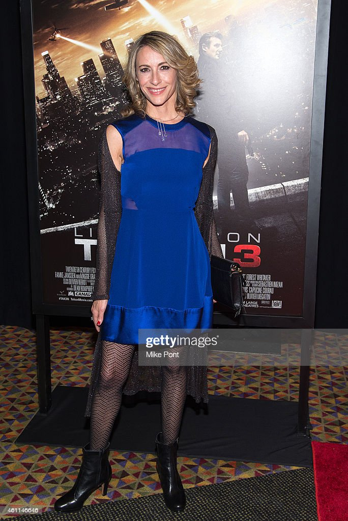 Actress Judi Beecher attends the 'Taken 3' Fan Event Screening at the AMC Empire 25 theater on January 7, 2015 in New York City.
