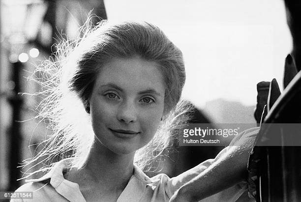 Actress Judi Bowker given her initial break by Franco Zeffirelli is to appear in a new production of 'The Double Dealer' August 23 1976