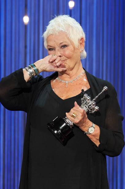 ESP: Judi Dench Receives Atlantida Film Festival Award 2021