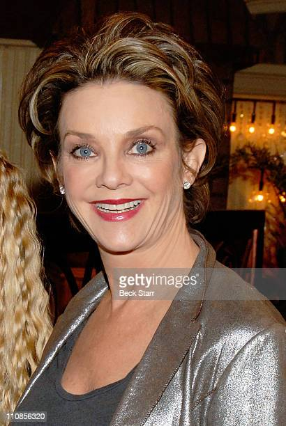 Actress Judith Chapman attends CBS' 'Young and the Restless' 38th Anniversary cake cutting at CBS Studios on March 24 2011 in Los Angeles California