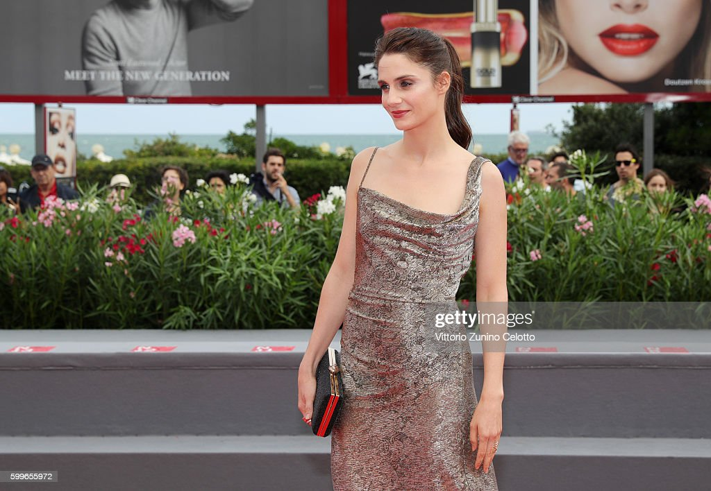 'A Woman's Life' Premiere - 73rd Venice Film Festival