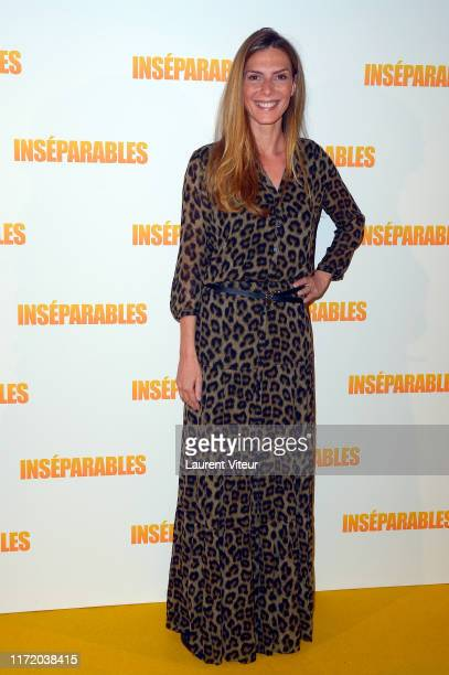 Actress Judith El Zein attends the Inseparables Premiere At UGC Cine Cite Bercy on September 02 2019 in Paris France