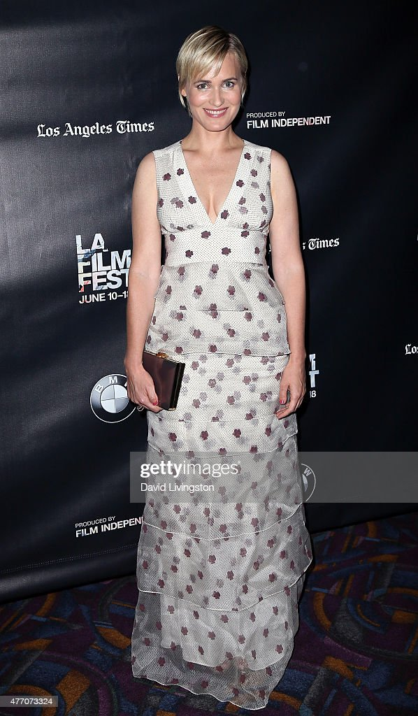 "2015 Los Angeles Film Festival - Premiere Of ""The Overnight"" - Arrivals"
