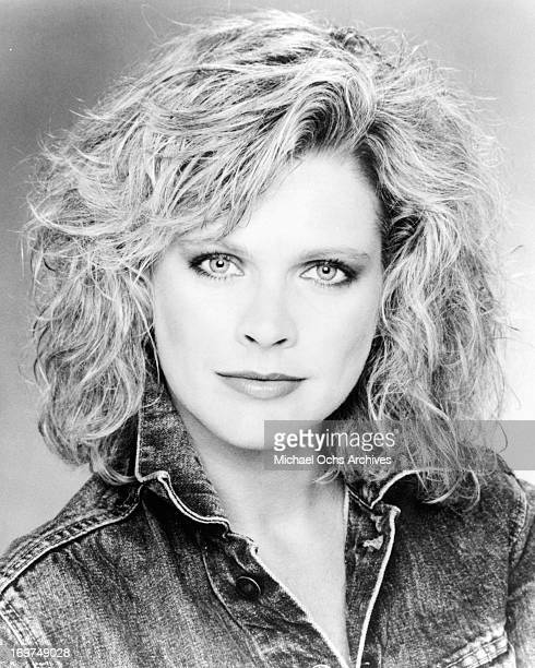 Actress Judith Ledford poses for a portrait in circa 1986