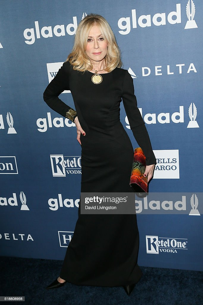 Actress Judith Light arrives at the 27th Annual GLAAD Media Awards at The Beverly Hilton Hotel on April 2, 2016 in Beverly Hills, California.