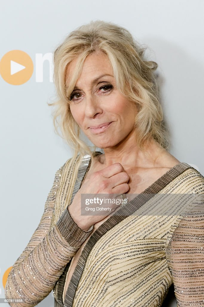 Actress Judith Light arrives` at the Amazon's Emmy Celebration at the Sunset Tower Hotel on September 18, 2016 in West Hollywood, California.