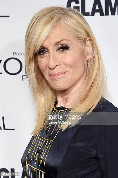 Actress Judith Light attends 2015 Glamour Women Of The Year Awards at Carnegie Hall on November 9 2015 in New York City